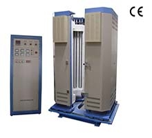 High Temperature Annealing Sintering Vertical Tube Furnace